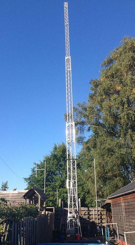 radio amateur van lelystad - PE1SDE